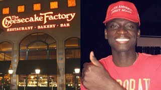Larry Elder - Trump Supporter Harassed and Threatened at Cheesecake Factory for Wearing MAGA Cap