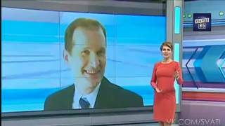 Фёдор Добронравов о сериале Сваты 7