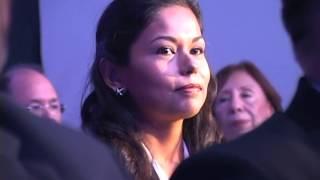 Norma Leticia Salazar protesta como alcaldesa de Matamoros