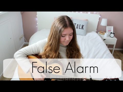 False Alarm - Original Song