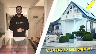 XXL Villa Roomtour | Mit Hauptschulabschluss zum Millionär | Erdem24/7