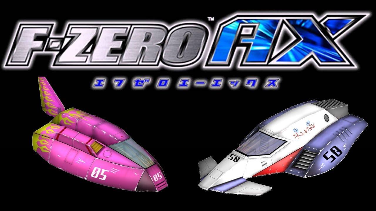 F-ZERO AX - Arcade Machine @ Rosen Shingle Creek Orlando ...