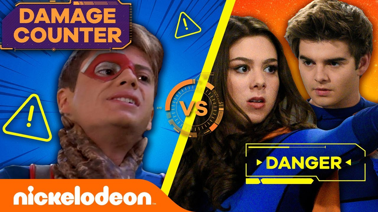 Download Henry Danger vs. The Thundermans: Biggest Superhero Battles! 💥 Damage Counter