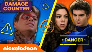 Henry Danger vs. The Thundermans: Biggest Superhero Battles! 💥 Damage Counter