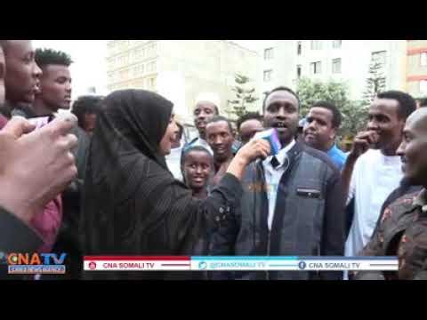 Qosol Iyo Su,allo Kadis Ah Uga Naso Siyaasada  CNA Somali Tv