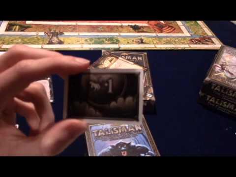 Talisman Board Game Rules - Fantasy Flight Games