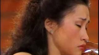 Dvorak Violin Concerto, Mov.2 by Chung Kyung-Wha, Chailly, RSO Berlin (1983)