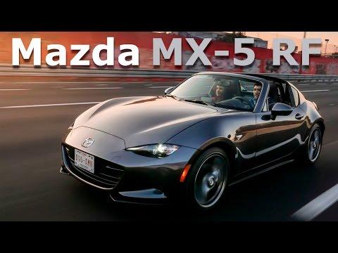 Mazda MX-5 RF - Igual de divertido que su hermano roadster   Autocosmos