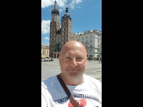 Hello from Janusz in Krakow!
