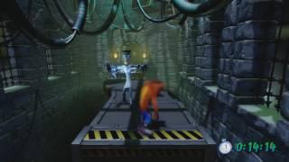 Crash Bandicoot - The Lab Relic Guide Gold Speedrun (26/26)