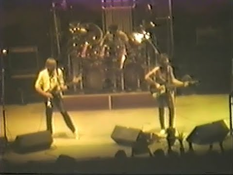 RUSH - Live at the Montreal Forum 2nd night - 1983/04/09 - Signals Tour