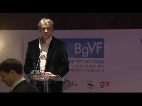 Rade Rakocevic @ Belgrade Venture Forum 2013 - Story of my business success
