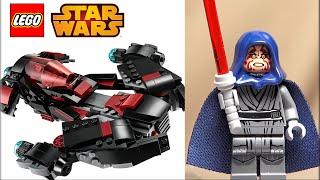 LEGO Star Wars 75145 Истребитель Затмения. Обзор конструктора Лего Звёздные войны