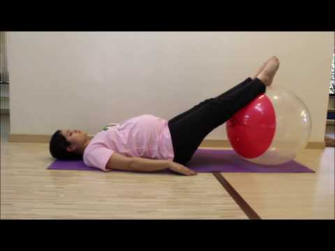 Prenatal Yoga Exercise (with Namaste Yoga Classes)