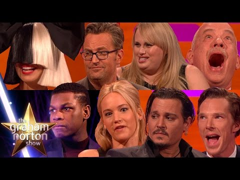Thumbnail: All The Best Moments From Season 18 - The Graham Norton Show