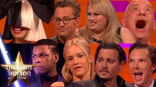 All The Best Moments From Season 18  The Graham Norton Show