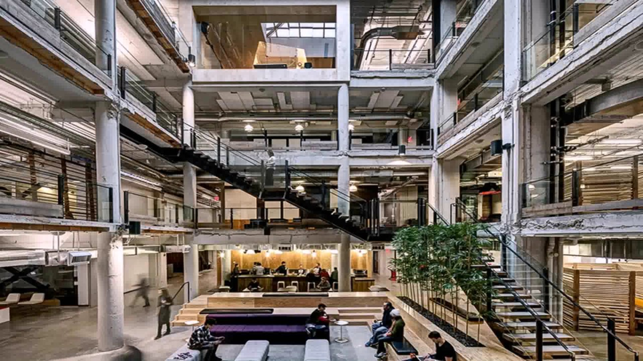 Warehouse Office Design Ideas (see description) (see ...