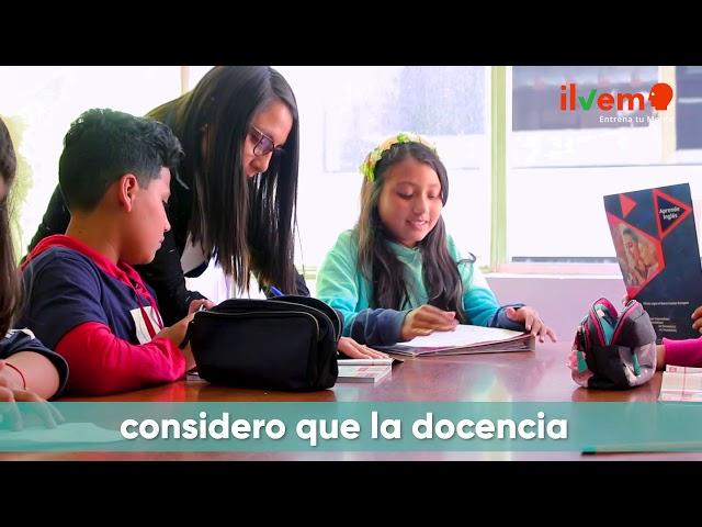Conoce a nuestros docentes-Ilvem Ambato