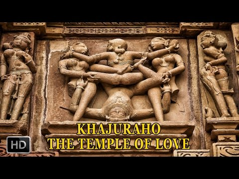 Khajuraho - Lakshmana Temple - Sculptures - Incredible India - Madhya Pradesh