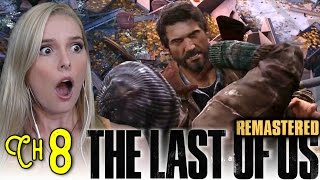 WHAT IS THIS? GAME OF THRONES?!- The Last of Us Remastered PS4: Chapter 8: The University