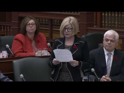 2016-10-31 Question Period