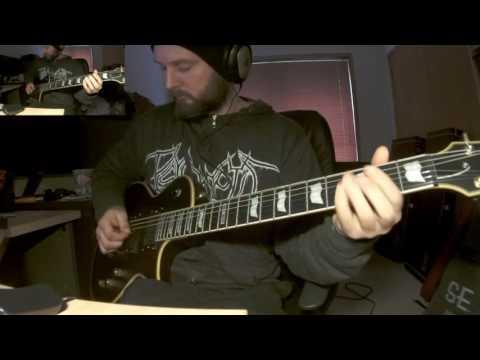 Mastodon - Hearts Alive - guitar cover