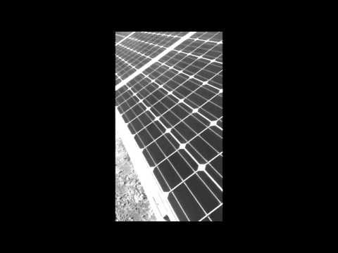 Baby Greens RI Solar Panel, 2014
