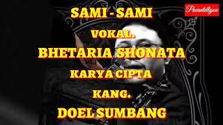 Sami - sami karya cipta doel sumbang