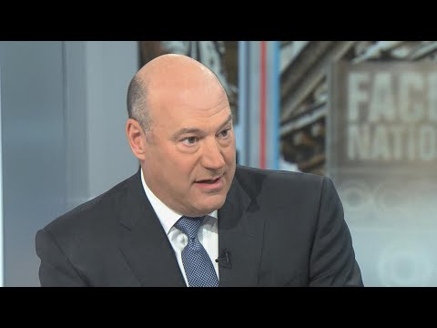 Face The Nation: Gary Cohn and Jan Crawford