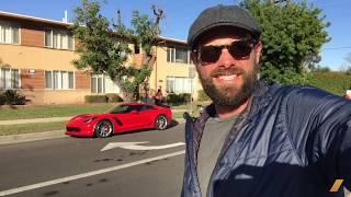 Corvette Z06 As A Regular Car (Fast Car Slow)