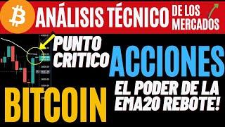 BITCOIN Y ACCIONES ANTES DE COMPRAR CONSIDERA ESTO! *ANÁLISIS TÉCNICO * 6/10/21