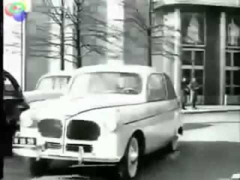 """Henry Ford's """"Plastic"""" Hempmobile"""
