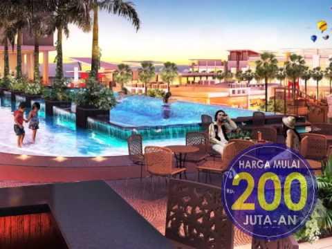 Lagoon Apartment di Superblok Bekasi Town Square 08111777058