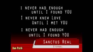 Watch Sanctus Real Eternal video