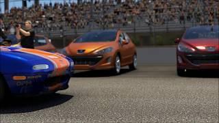 Forza Motorsport 5 | Career | Sport Compact | Early Sport | Race 2