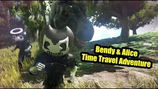 Hello Neighbor - Bendy & Alice Time Travel Adventure