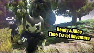Hello Neighbor - Bendy & Alice Time Travel Adventure