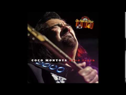 "Coco Montoya / Old Habits are Hard to Break  / Nuevo Album ""Hard Truth"" 2017"