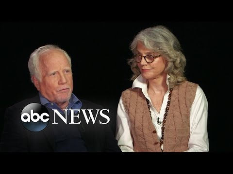 'Madoff' Stars Richard Dreyfuss, Blythe Danner on Preparing for Roles