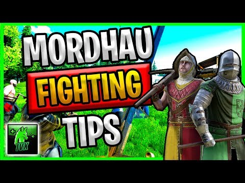 Mordhau How To Fight For Beginners (5 CRUCIAL tips)