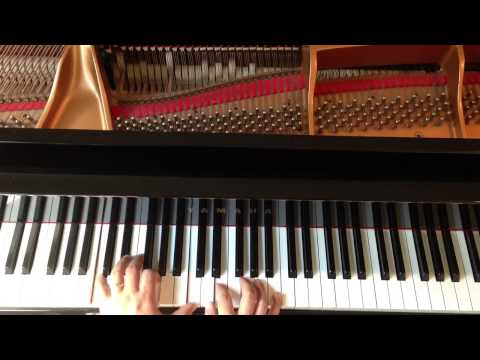 On The Wings Of Love - Jeffrey Osborne - Piano Cover