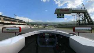 Live for Speed - Hotlap - Formula BMW  - Blackwood GP - 1:13.70