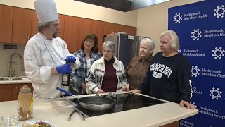 NJ residents learn how to cook heart healthy meals