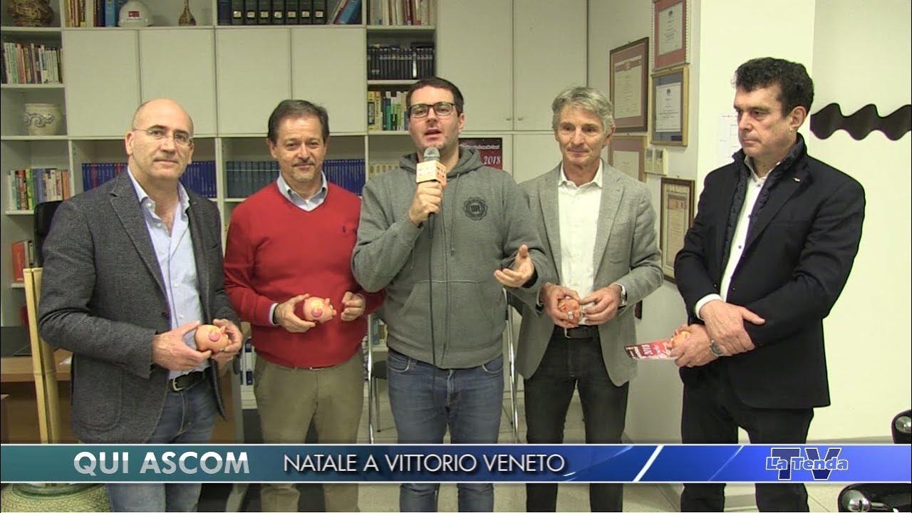 Qui Ascom - Natale a Vittorio Veneto