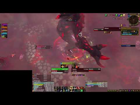DHT+17 - Raging, Volcanic, Tyrannical (7.3) Arms Warrior PoV