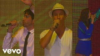 Sasha, Benny y Erik - Cada Beso (En Vivo Desde el Auditorio Nacional)