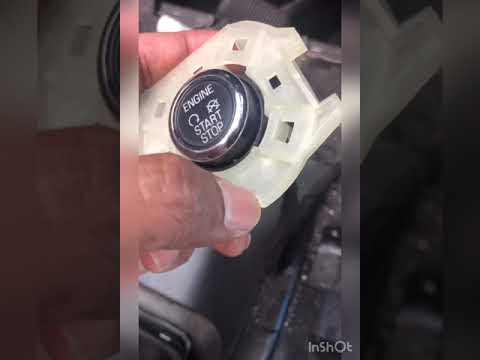How to fix Lincoln MKT,MKS, Ford ignition switch or Engine start push button and headlight switch