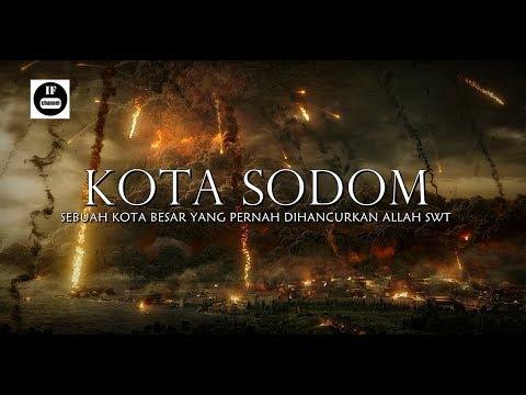 Menyeramkan...!!!  Berikut Gambaran Azab Kaum Luth Yang Menyakitkan (Sodom)