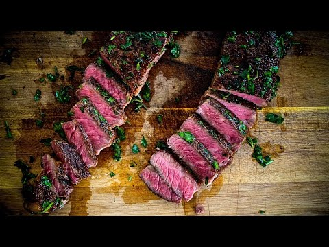 The Easiest Method for Perfect Steaks? Even During the Winter?