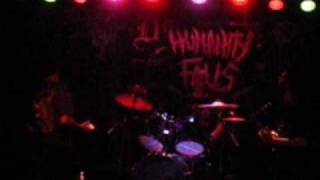 humanity falls - ordaining the apocolypse (live)
